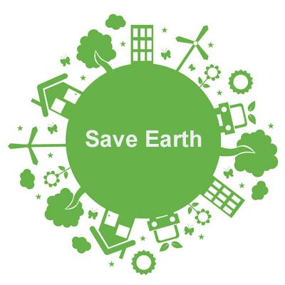 Save Earth - Save Environment - Century Media360