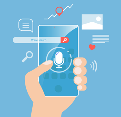 Century Media360 Voice Search