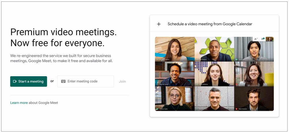 Google Meet Article By Century Media360