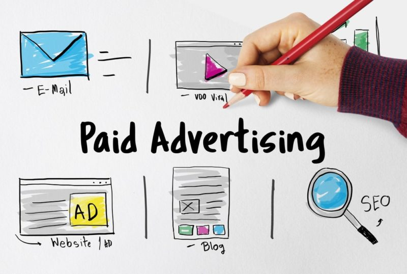Paid Advertising propoganda by Century Media360