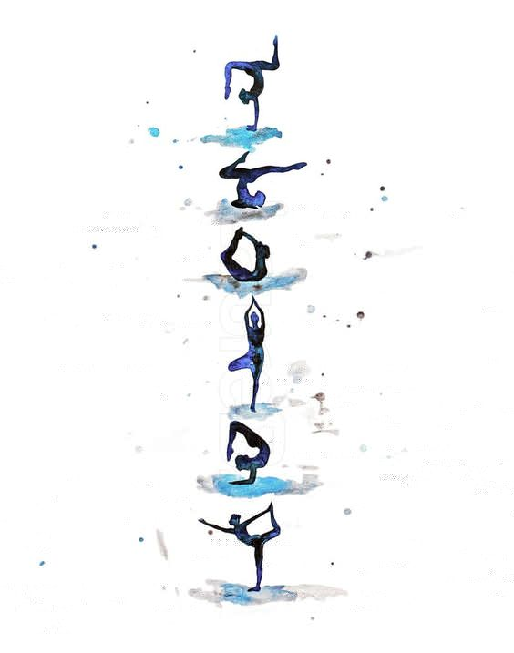 Century Media360 describing different Yoga types.
