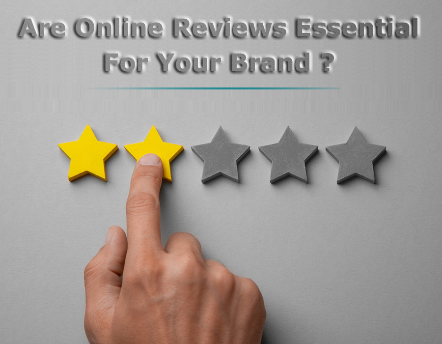 Are Online Reviews Essential For Your Brand?