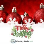 Century Media360 wishing you a Merry Christmas