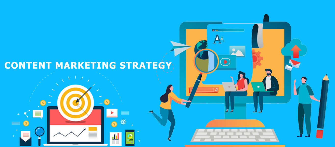 Content Marketing Strategy Blog Featured Image